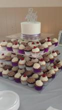 Simple Cupcake Tower